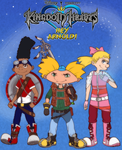 :Kingdom Hearts:Arnold version: by Sofy-Senpai