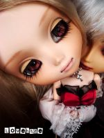 Pullip:  Kiss by lovehaze