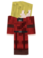 Kyuzo Minecraft Skin (With Download) by ArchdukeQWA