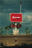 New traffic stop sign by Bremb by JinFei