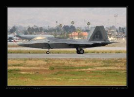 F22A Rollout March ARB by jdmimages