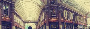 Leadenhall Market in London by Ivyti