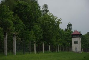 Dachau Tower by Kosumosu