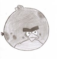 Big Brother Angry Bird by Luigismansionfan