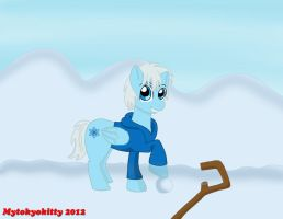 MLP Jack Frost by Mytokyokitty