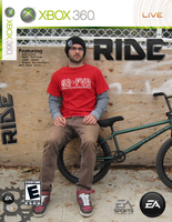 xbox BMX cover concept by 06durkins