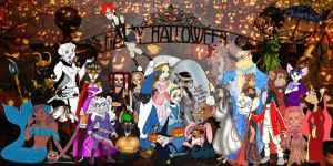 Halloween ! by GracieCouture