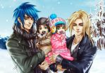 UC: The Uncles with the Babes by xiaoyugaara