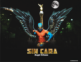 sin cara angel urbano by aldebaran2003