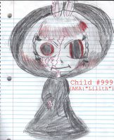 Killerbunny LIX: Child #999 (AKA ''Lilith'') by AkaiChounokoe