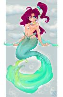 Mermaid by Kiarara