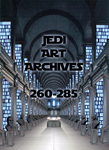Jedi Art Archives 260-285 by JediClub