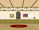Background - Ponyville home interior by Malte279