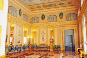 Inside Katherine Palace 1 - Russia by wildplaces