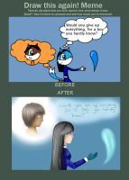 Before and After - Mimi's Thoughts by Rach-E-L
