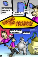 Beyond The Fridge 1 - 1 by minnagowaseiryuu