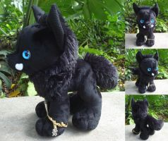 SquishemSilly's Custom Wolf Commission by Pwyllo