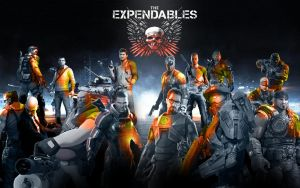 The expendables of video games by w1haaa