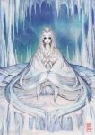 The snowqueen by theobsidian