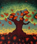Autumn Tree by bbyoung1971