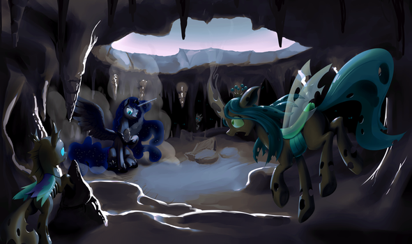 Just a Flesh Wound by NadnerbD