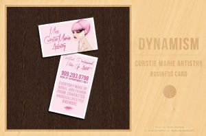 Miss Curstie Marie Artistry |Dynamism by Jaacqs