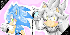 Oh, Sonic...You crazy... by ElyonTH