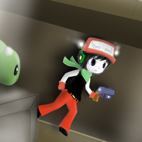 Oh hey more Cave Story by Tenicity