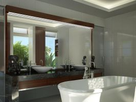 master bathroom 1 by outboxdesign