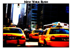 New York Rush by Lcpat