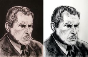 Vincent Price by OrganBoy