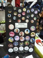 AnimeNorth table 2011-5 by Katsuke-artwork