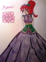 Rose Princess Motoko .:Pt 2:. by Sunnibutt