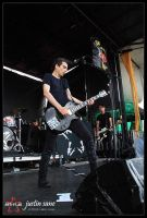 justin sane - anti flag - 02 by digimatte