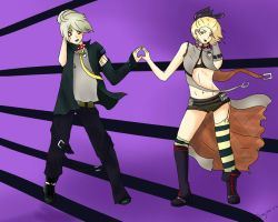 Len And Rin by mangatardXD