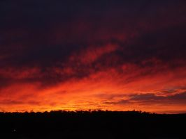 Fire In The Sky by Devoral