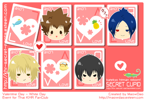 KHR : Cupid Game by MaowDao