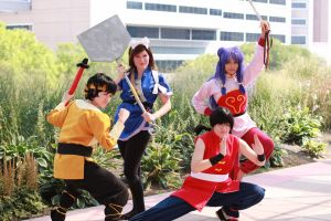 Ranma: Go get the Cure by xRoxyryokox