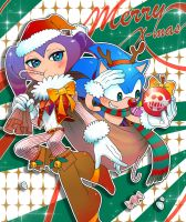 +MERRY CHRISTMAS+ by C2ndy2c1d