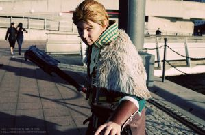 Anders 1 - MCM Expo, Oct '11 by hollysocks
