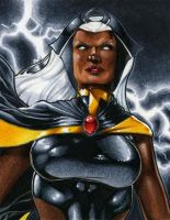 Uncanny X-Men: Storm by RichardCox