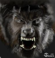Wolfman by gkgaines