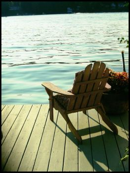 Lazy Lake Dock Chair by Boo756