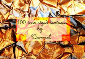 100 metal icon textures by damerel