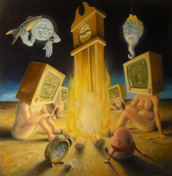 Unforgiving nature of time well-wasted by sgibb