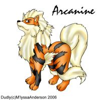 Dudly the Arcanine by Fish-Gutz12