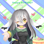 [HBD]To. Nono by Melky9714