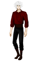 Vesper (game sprite) by Noire-Ighaan