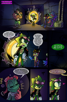 Scourge Eternal Blackout: Issue 1 pg 10 by 5courgesbestbuddy