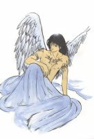 Anime Angel by valraven